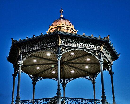 Rotunda by Night by Stephen Mitchell