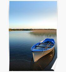 Lake Derragh, Ireland II Poster