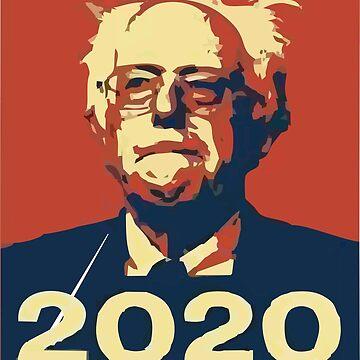 Bernie Sanders 2020 by verigud