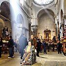 "Purgatory's Church - Saint Thursday by Antonello Incagnone ""incant"""