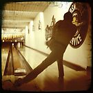 Bowling by Richard Pitman