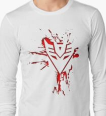 Decepticons Rise  Long Sleeve T-Shirt
