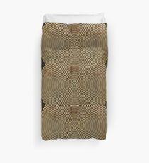 Vitrubio Man Circles Opus 1 Duvet Cover
