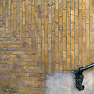 Beautiful brick - Erasmuspark entrance (2) by Marjolein Katsma