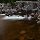 golden waters, river dee by codaimages