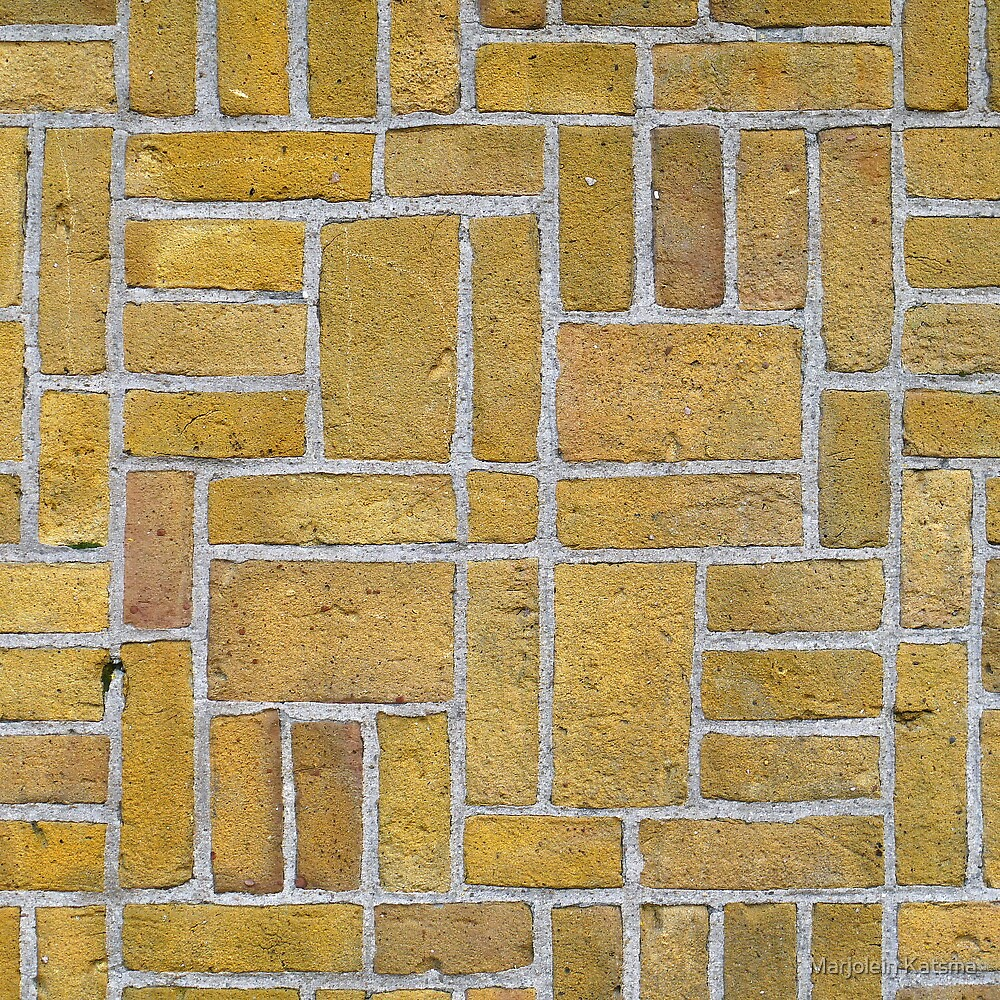 Beautiful brick - Erasmuspark entrance (3) by Marjolein Katsma