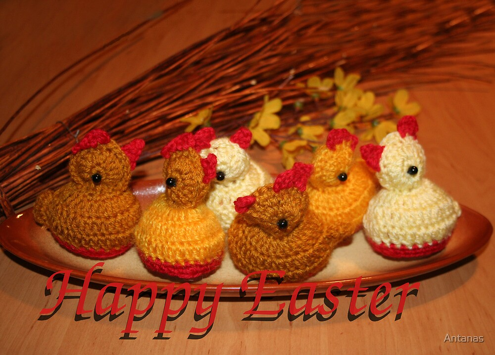 Happy Easter to everyone from Lithuania by Antanas