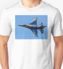 Belgian F-16AM 2012 demonstrator FA-84 rolling T-Shirt