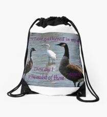 Matthew 18:20 Drawstring Bag