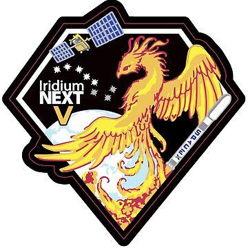 Iridium Next Launch 5 by Spacestuffplus