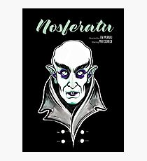 Nosferatu the Vampire Photographic Print