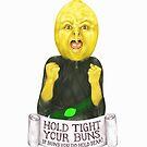 """Earl of Lemongrab - """"Halten Sie Ihre Brötchen fest, wenn Brötchen Ihnen lieb sind!"""" von Lavinia Knight"""