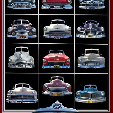 CLASSIC CAR CHROME GRILLE COLLECTION by theoatman