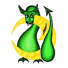 Chinese horoscope - the year of the dragon by Magazin-Brenda