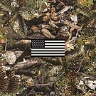 Hunting Camouflage Flag 1 by MilitaryCandA