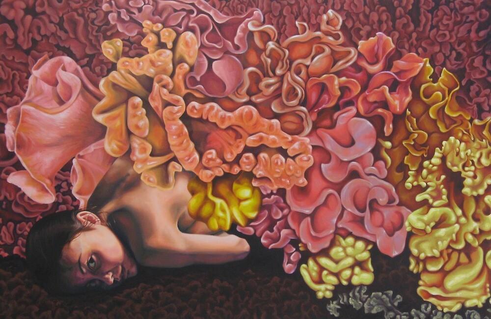 Blossom (2009) by Bridget Curry