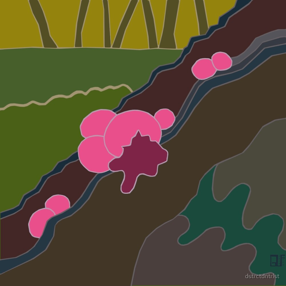 Pink Wolf Slime by dstrctdntrlst