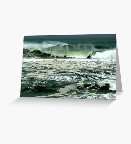 Storm riders #2 Greeting Card