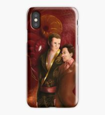 Hannibal - The Psychiatrist and the Dragon iPhone Case/Skin