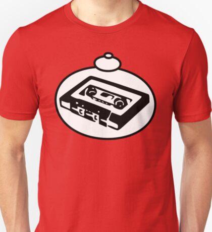 RETRO TAPE CASSETTE by Bubble-Tees.com T-Shirt