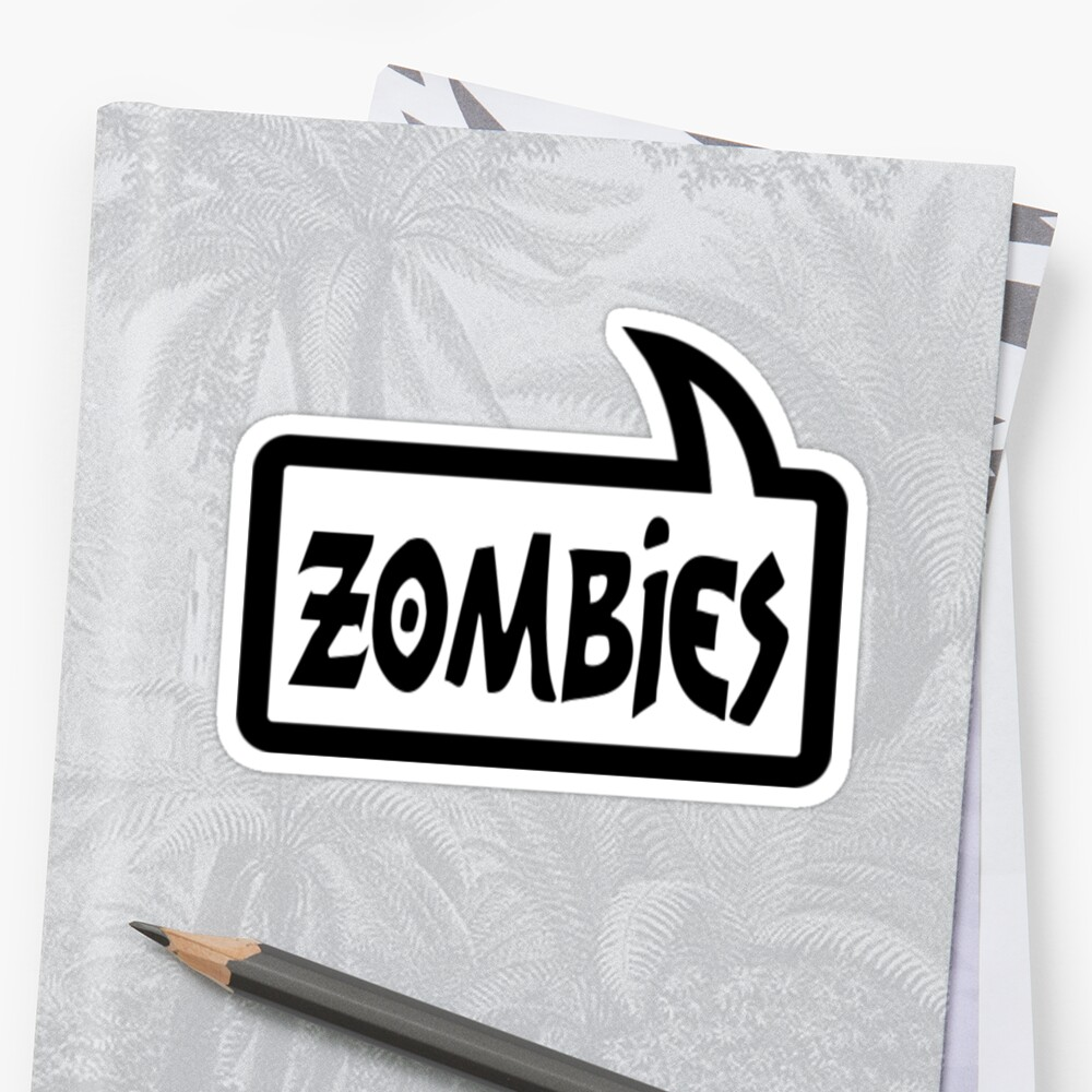 ZOMBIES by Bubble-Tees.com by Bubble-Tees