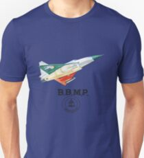 BBMP Tejas Take Off - Indian Jet Fighter Unisex T-Shirt