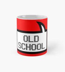 OLD SCHOOL by Bubble-Tees.com Mug