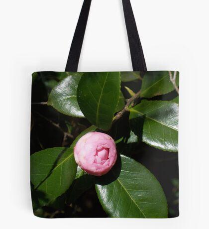 Lady Camilia Tote Bag