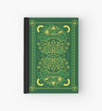 Card Back - Hylian Court Legend of Zelda Notizbuch