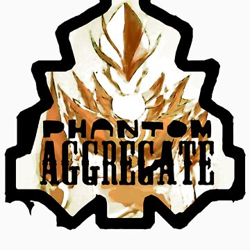 Phantom Aggregate Dragoon Logo by Linespider5