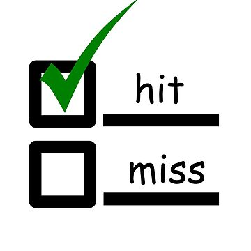 Hit or Miss by j-defenser