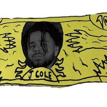 Off Deez - J Cole by j-defenser