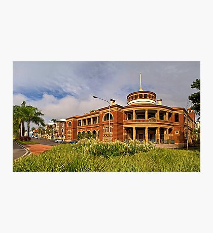 Historic Customs House - The Strand Townsville Photographic Print