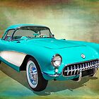 1956 Vette by K and K Hawley