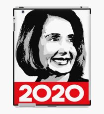 Nancy Pelosi 2020 iPad Case/Skin