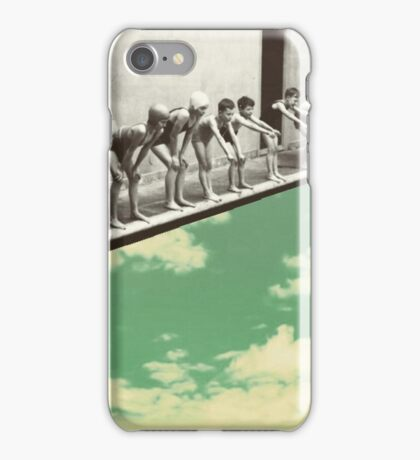 """Skydiving"" iPhone Case/Skin"
