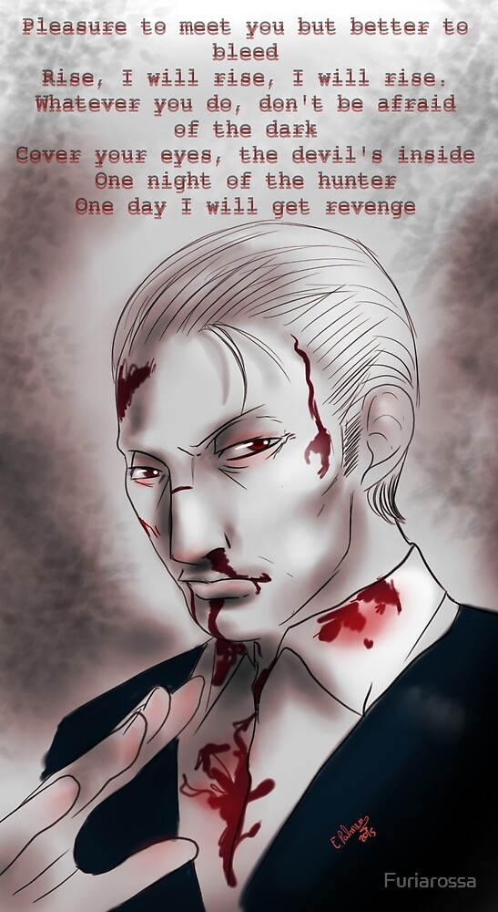 Hannibal - The night of the hunter by Furiarossa