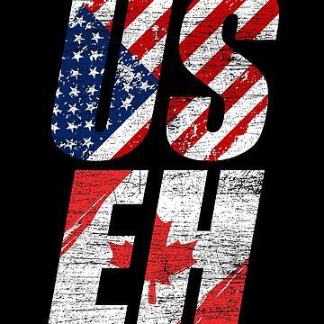 Canada America by GeschenkIdee