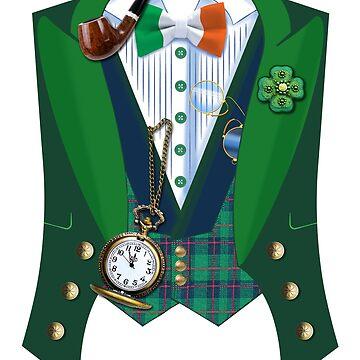 Irish gentleman's costume suit by CasualMood