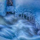 Water and Ice 6 by Veikko  Suikkanen