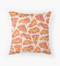 Pizza Pattern Coussin