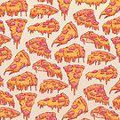 Pizza Pattern by HypathieAswang