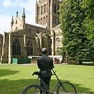 Elgar and Hereford by John Dalkin