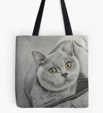 Amber in a bag Tote Bag