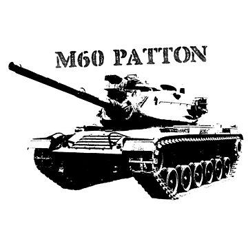 M60 Patton by bobattackman