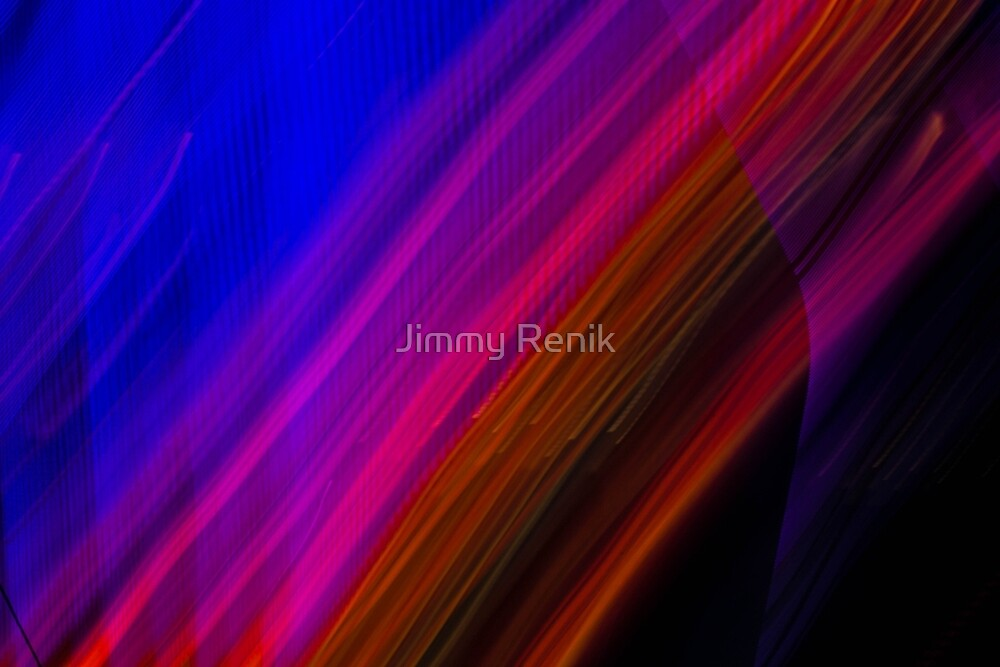 The color of night by Jimmy Renik