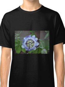 Climbing Passion Flower Classic T-Shirt