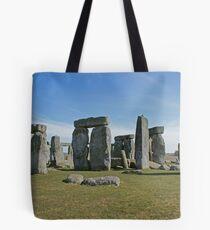 Stonehenge 3 Tote Bag