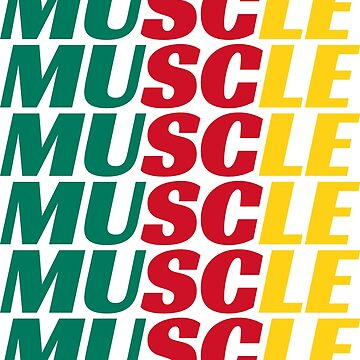 Muscle Cameroon by Auchmithie49