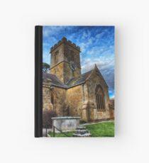 Symondsbury Church Hardcover Journal